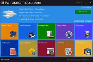 Download PC TUNEUP TOOLS 2014