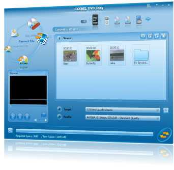 pcfreesoft Corel DVD Copy installer