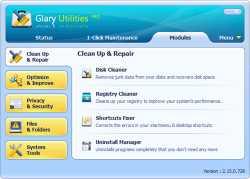 pcfreesoft Glary Utilities PRO installer
