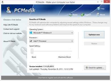 PCMedik installer