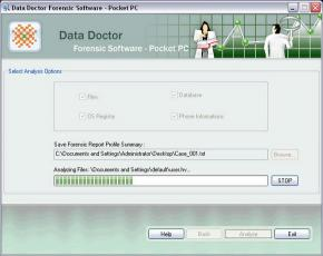 Download PDA Forensics Utility