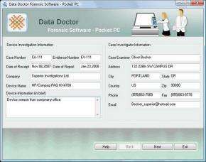 Download PDA Surveillance Software