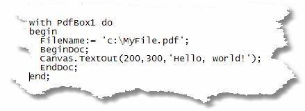 Download PDF In-The-Box for Delphi