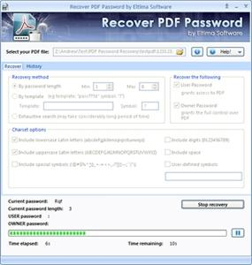 Download PDF Password Remover