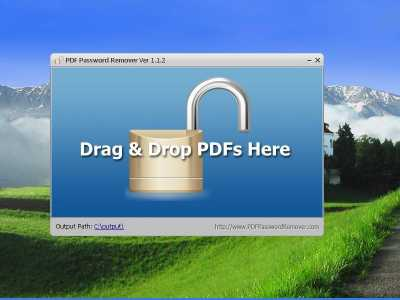 PDF Password Remover by Reezaa Media
