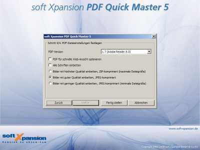 PDF Quick Master