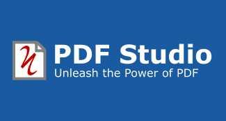 PDF Studio - PDF Editor for Windows