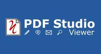 PDF Studio Viewer for MAC