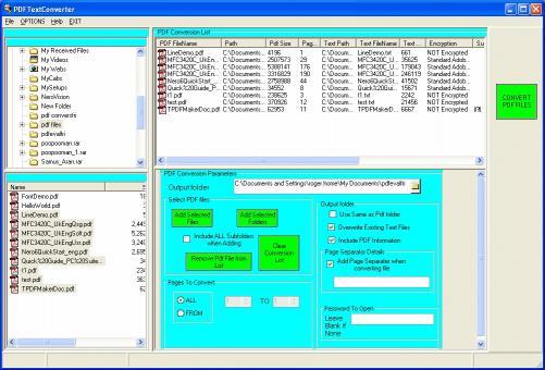 Download PDF Text Converter