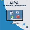 PDF to Word Converter - AKick