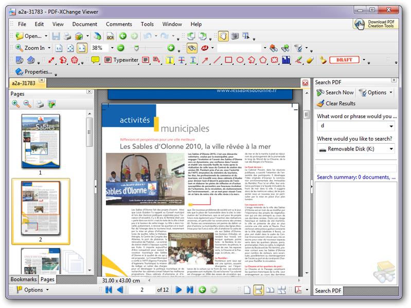 Viewer pdf pro xchange