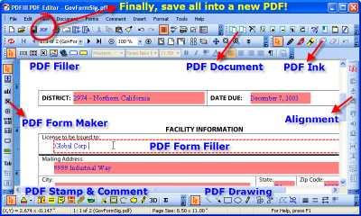 Download PDFill PDF Editor