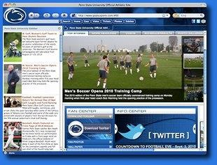 Download Penn State IE Browser Theme