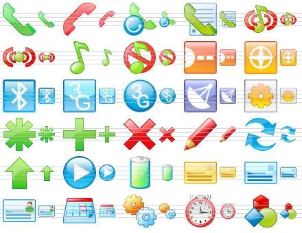 Download Perfect Mobile Icons