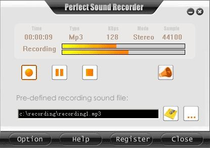 Download Perfect Sound Recorder