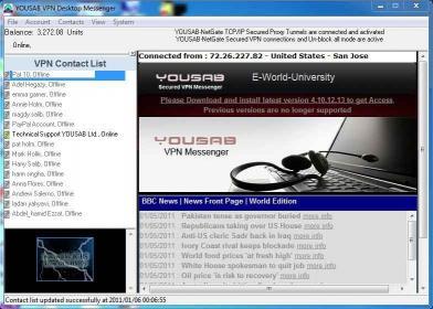 Download Personal VPN Messenger