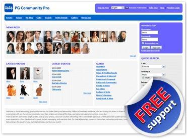 Download PG Community Pro