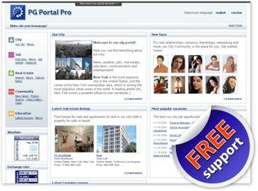 Download PG Portal Pro