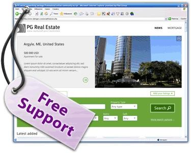 Download PG Real Estate Solution