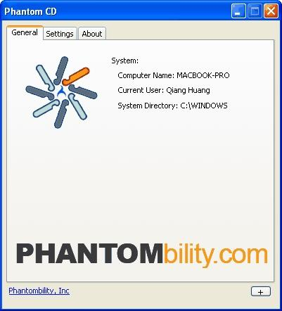 Download Phantom CD