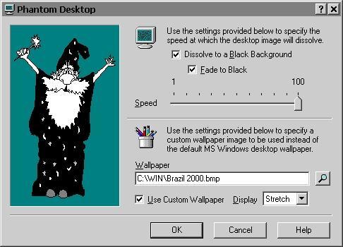 Download Phantom Desktop Screen Saver