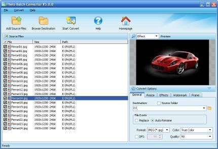 Download Photo Batch Converter
