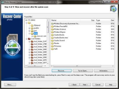 Download Photo Recover-Center