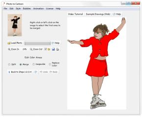 Download Photo to Cartoon