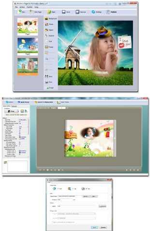 PhotoCollage to FlipBook