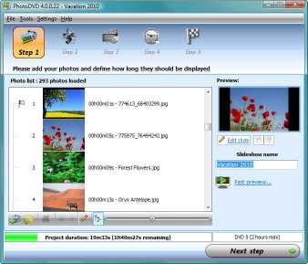 Download PhotoDVD