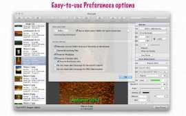 PhotoJob for Mac