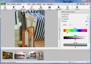 PhotoPad Foto-Editor