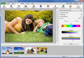 Download PhotoPad Free Image Editor