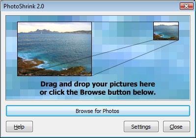 Download PhotoShrink
