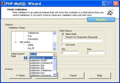 Download PHP Code Generator