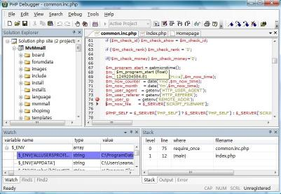 Download PHP Debugger