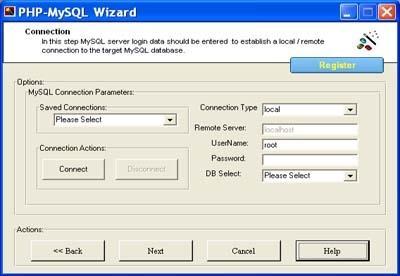 Download PHP MySQL