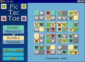 Download Pic-Tac-Toe