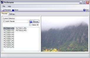 Download PicRename