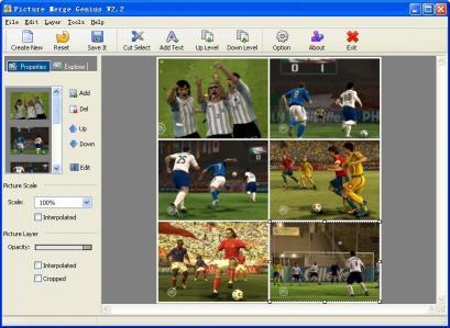 Download Picture Merge Genius