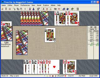 Download Pinochle and Bezique by MeggieSoft Gam