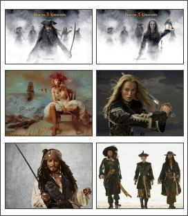 Download Pirates Of The Caribbean 3 Screensaver