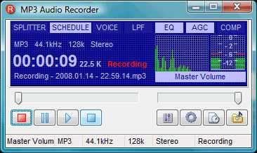 Download Pistonsoft MP3 Audio Recorder