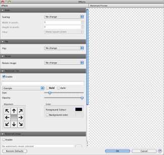 Pixillion Image Converter Free for Mac