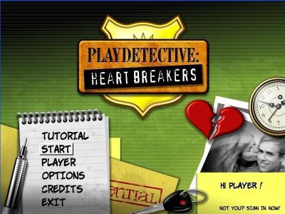 Download PlayDetective: Heartbreakers