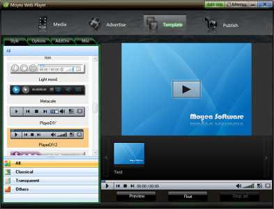 Download PlayerDIY Web Player