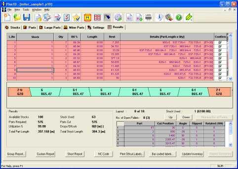 Download PLUS 1D:Bar Nesting