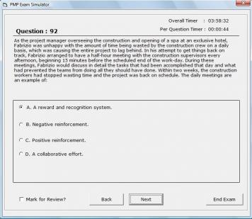 Download PMI PMP Exam Simulator