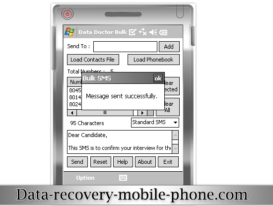 pocket pc phone book software download