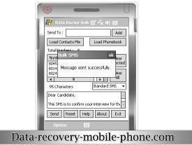 Download Pocket PC Bulk SMS Software